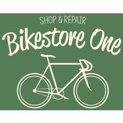 Bikestore One Hälsingland, AB logo