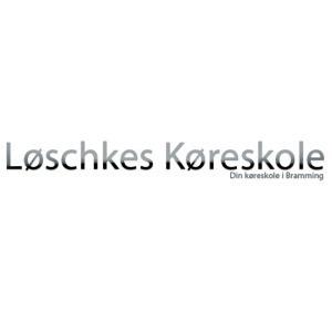Løschke's køreskole logo