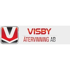 Visby Återvinning AB logo