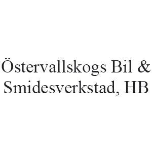 Östervallskogs Bil & Smidesverkstad, HB logo