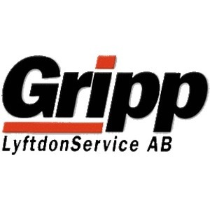 Gripp LyftdonService AB logo