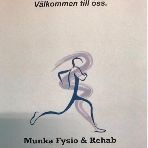 Munka Fysio & Rehab logo