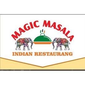 Magic Masala Indian Restaurang logo