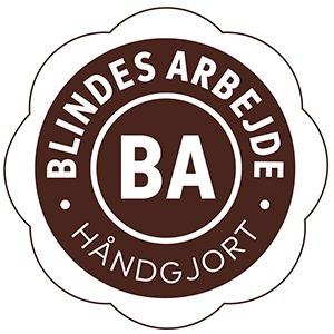 Fonden Blindes Arbejde logo