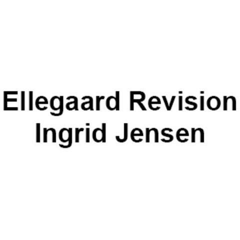Ellegaard Revision/Ingrid Jensen logo