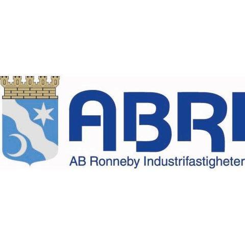 ABRI, AB Ronneby Industrifastigheter logo