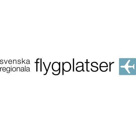 Svenska Regionala Flygplatser AB logo