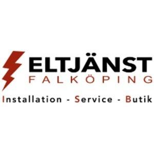 Eltjänst i Falköping AB logo