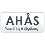Ahås Vassröjning & Sjögrävning AB logo