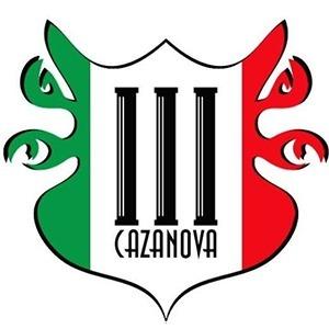 Cazanova Restaurang logo