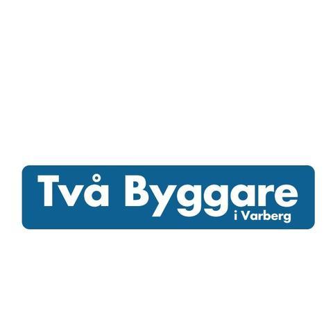 Två byggare i Varberg AB logo