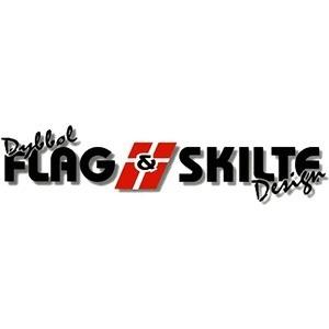 Dybbøl flag & skiltedesign ApS logo