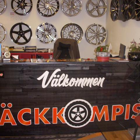 Däckonline / Din däckkompis i Eslöv logo