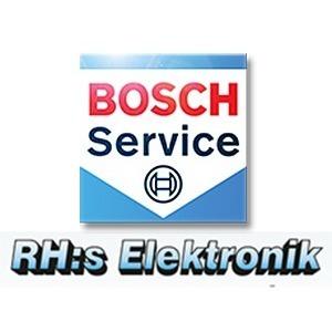 RH:s Elektronik logo