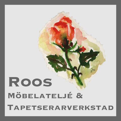 Roos Möbelateljé & Tapetserarverkstad logo