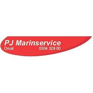 PJ Marinservice Henån logo