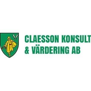 Claesson Konsult & Värdering AB logo