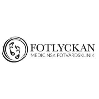 Fotlyckan/ Christinas Gustavsson fotvård logo