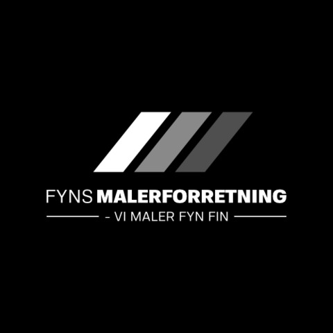 Fyns Malerforretning logo