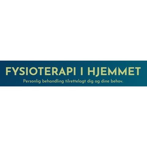 Mobil Fysioterapi - Hjemmebehandling logo