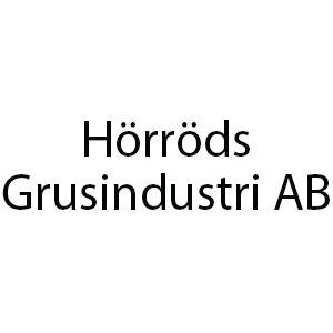 Hörröds Grusindustri AB logo
