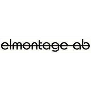 Elmontage Kent Sjöblom AB logo