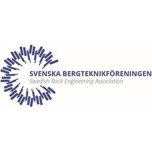 Svenska Bergteknikföreningen logo