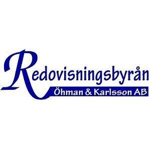 Redovisningsbyrån Öhman & Karlsson AB logo