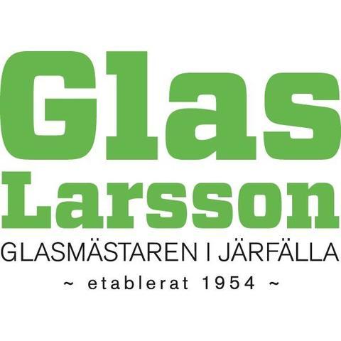 Glas-Larsson i Järfälla AB logo