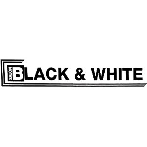 Salon Black & White logo