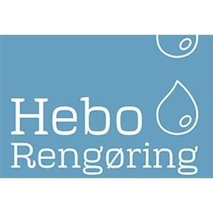 Hebo Rengøring logo