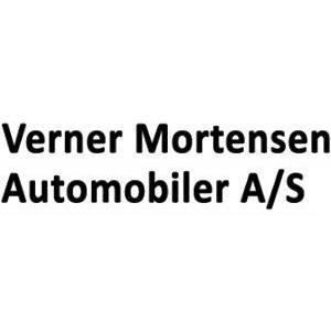Verner Mortensen Automobiler A/S logo