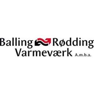 Balling-Rødding Varmeværk logo