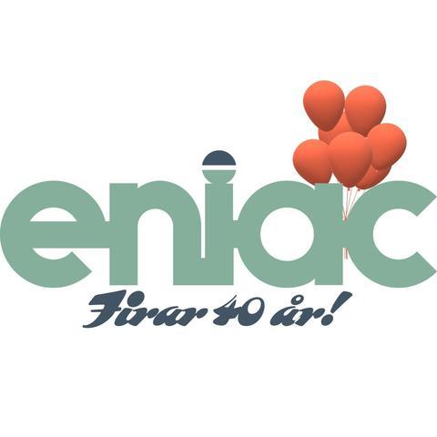 Eniac Data AB logo