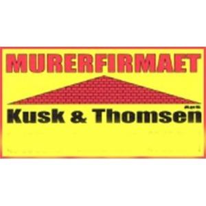 Murerfirmaet Kusk & Thomsen ApS logo