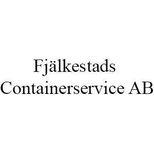 Fjälkestads Containerservice AB logo