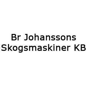 Br Johanssons Skogsmaskiner KB logo