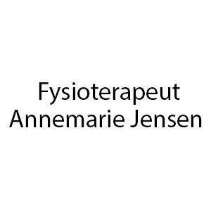 Fysioterapeut Annemarie Jensen logo