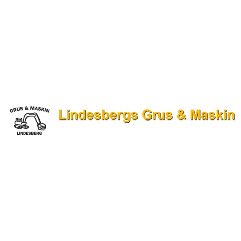 Lindesbergs Grus Och Maskin AB logo