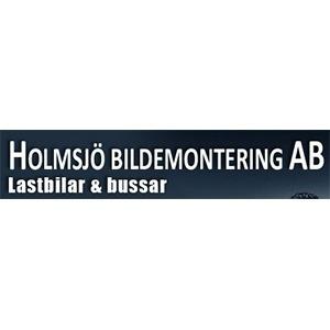 Holmsjö Bildemontering & Åkeri AB logo