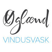 Øglænd Vindusvask logo