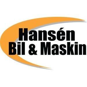 M. Hansén Bil & Maskin AB logo