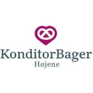 Konditorbager Højene logo