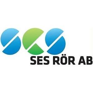 SES Rör AB logo
