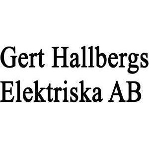 Hallbergs Elektriska AB, Gert logo