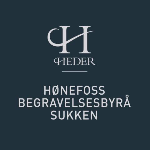 Hønefoss Begravelsesbyrå Sukken logo