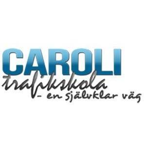 Caroli Trafikskola logo