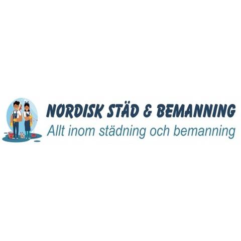 Nordisk Städ & Bemanning logo