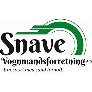 Snave Vognmandsforretning ApS logo