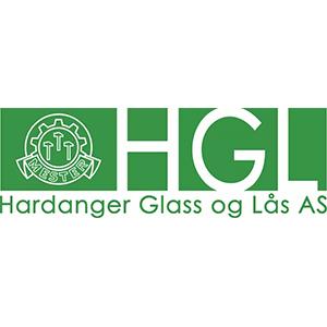 Hardanger Glass og Lås AS logo